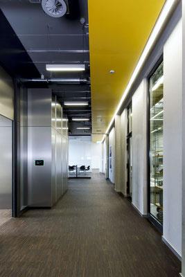 Scherer Feinbau Maschinen GmbH - Alzenau   Interior Design   Auftrag durch RSE Planungsgesellschaft mbH   Kassel