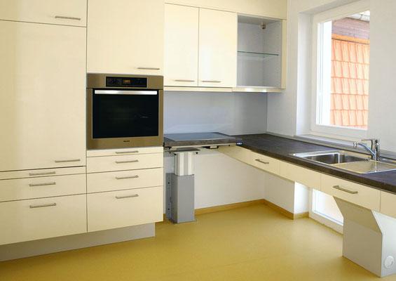Altengerechtes Wohnen   Grebenstein   Interior Design + Farb- und Materialkonzept   RSE Planungsgesellschaft mbH