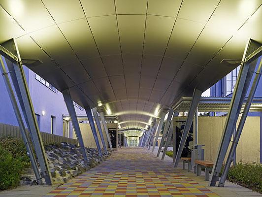 Gesamtschule Wolfhagen | Interior Design + Farb- und Materialkonzept | RSE Planungsgesellschaft mbH