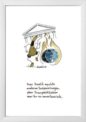 """Trumpelstilzchen"" - © Johanna Wögerbauer & Christian Vogel"