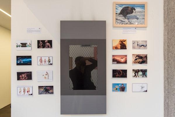 Arbeiten von Marc Daniel Mühlberger - Foto: Marc Daniel Mühlberger