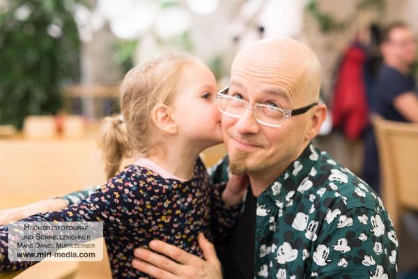 Dino & seine Tochter Johanna