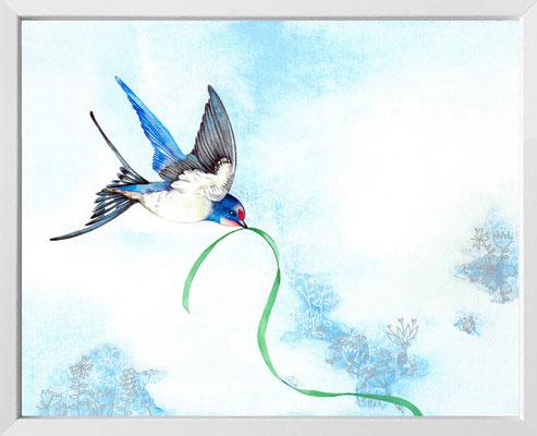 """The Swallow"" - © Mariana Nikolai"