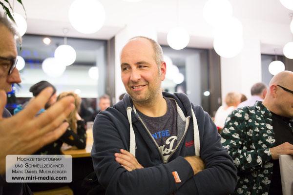 LZG-Gast Bernd Ertl