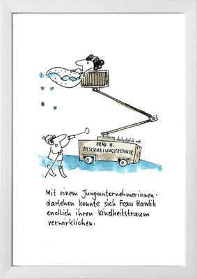 """Frau H"" - © Johanna Wögerbauer & Christian Vogel"