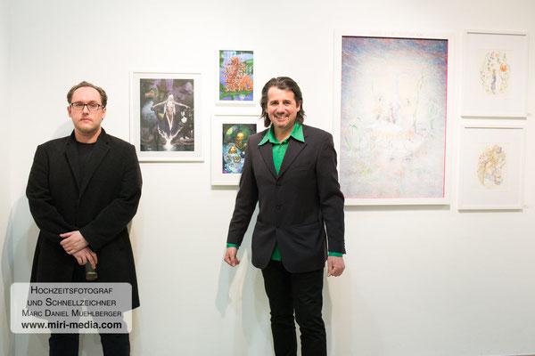 Fabian Krenn, Thomas Paster