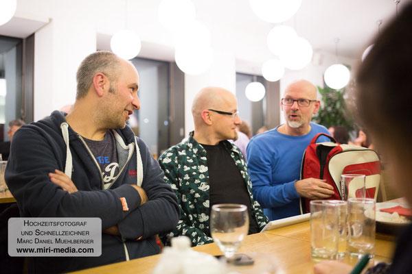 Bernd Ertl, Dino, Roland »REZ« Reznicek