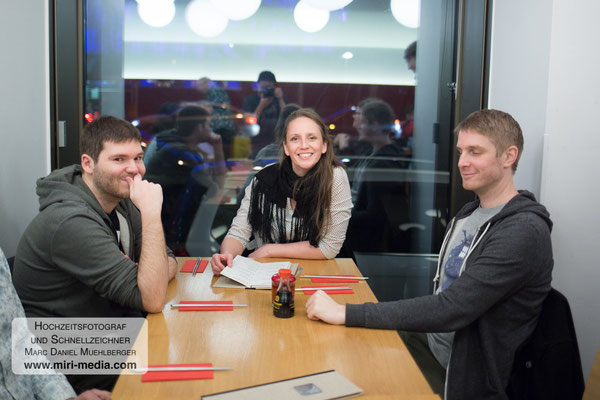 Stefan Prochaska, Katharina Acht, Mathias Kollros