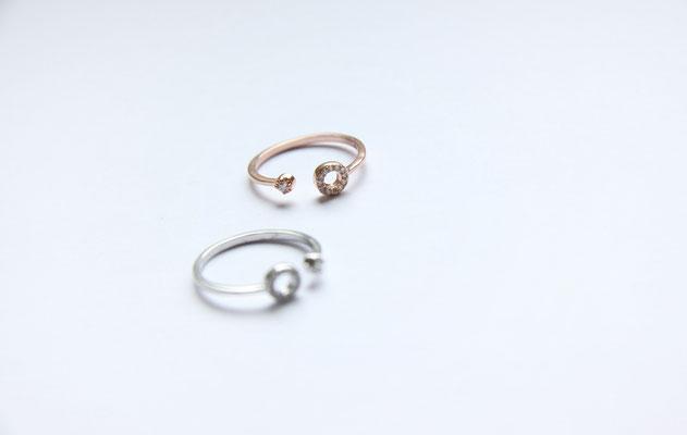 Ring  'AVA'
