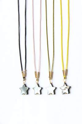 'BE MY STAR' Kette / Necklace