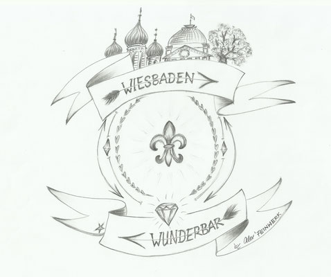 WIESBADEN WUNDERBAR  by  Alex'FEINWERK