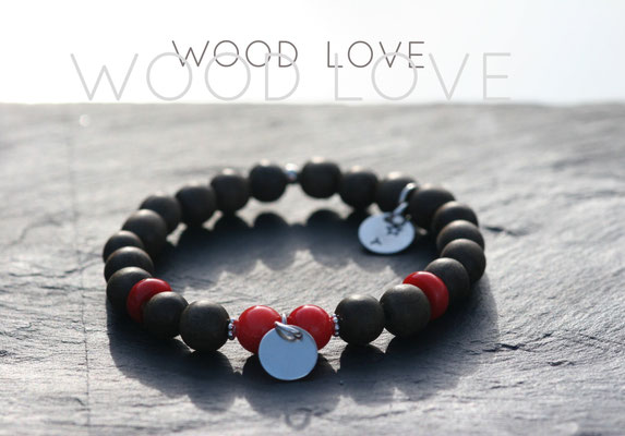 'WOOD LOVE' Greywood