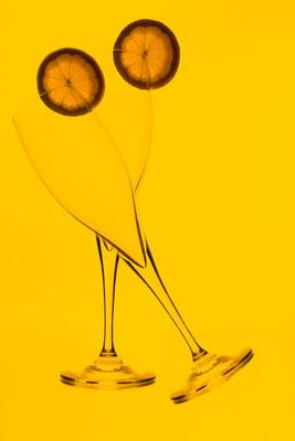 """Coupe de champagne """"tulipe"""", cristallerie royale de champagne."""