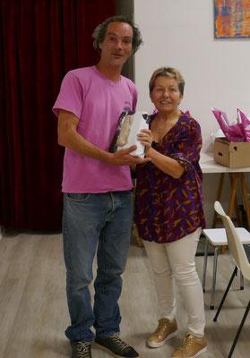Richard Cormier prix du SDE