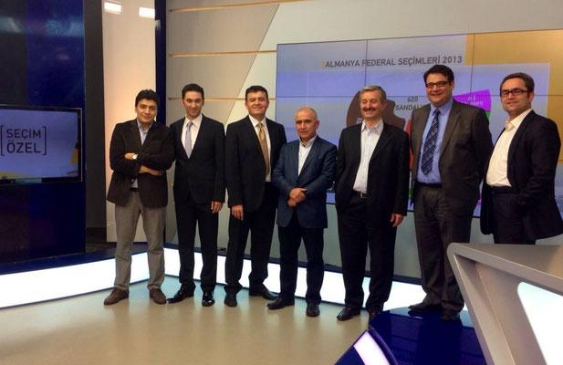 Nach der türkischsprachigen Talk-Sendung zur Bundestagswahl