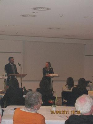 Vortrag zur Abwanderung von hochqualifizierten Türkinnen und Türken in Deutschland an der Evangelischen Akademie Loccum