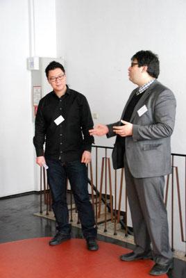 Auszeichnung von Martin Hyun, Schriftsteller