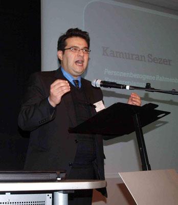 Vortrag zu Karriereperspektiven von Hochqualifizierten mit Migrationshintergrund in Köln auf Einladung von TürkUnid und Anadolu Universität Eskişehir/Türkei