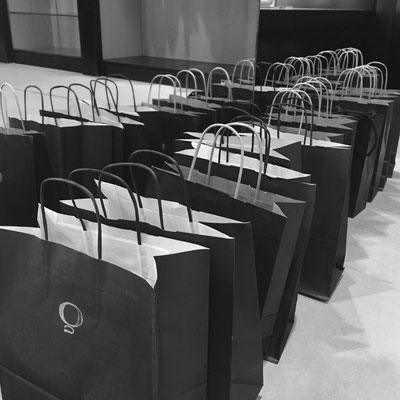 GoodyBags Showroom Event für UMASAN