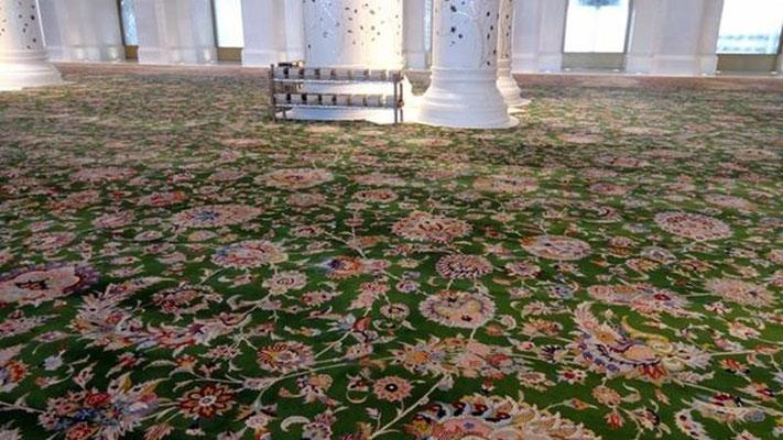 Der grösste Teppich der Welt