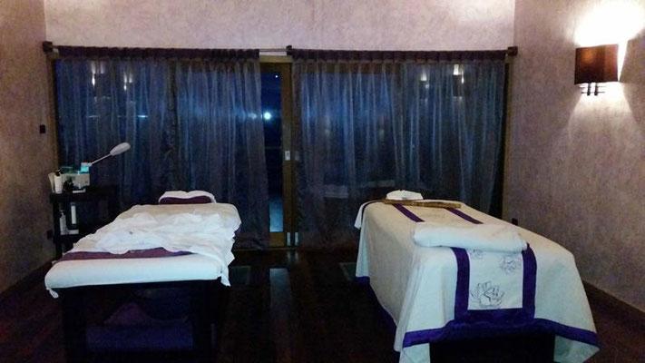 Wellness Massagen