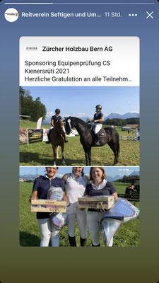 Concours Kienersrüti 2021