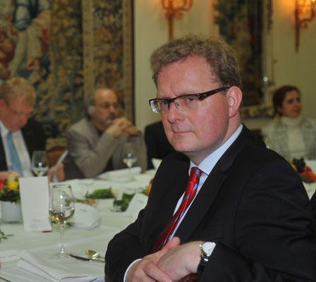 André Esperling, UBS Deutschland AG Niederlassung Hamburg