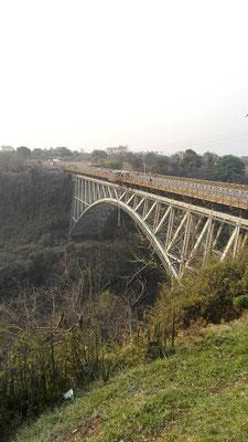 Die Victoria Falls Bridge