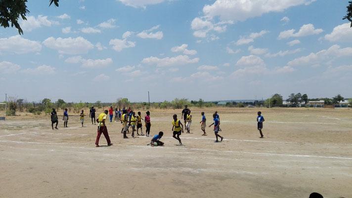 Ein Turnier der Jugendmannschaften bei Acacia