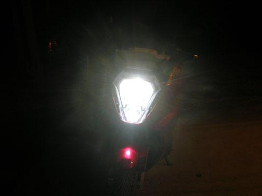 Scooter Vectrix VX1 monta Kit LED Auto TKL6-H4 - Luce Anabbagliante