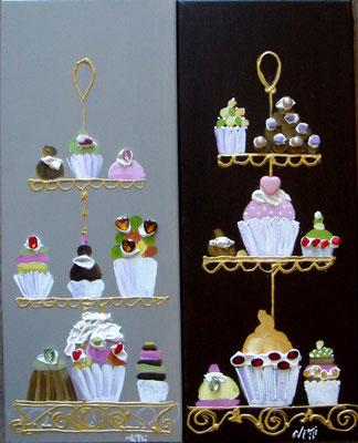 Cakes classiques 4x20x50