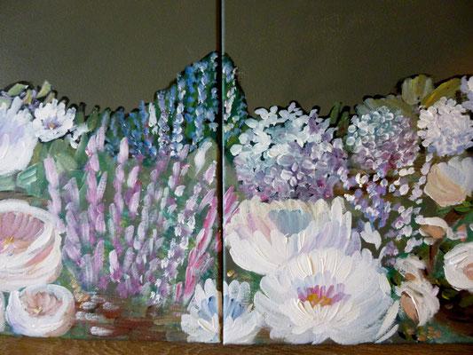 """Fleurs K"" detail"