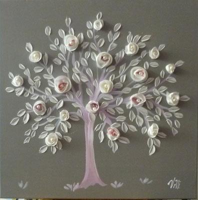 Petit rosier 80x80