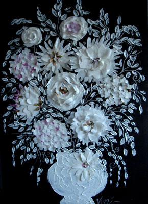 Grand bouquet 120x80