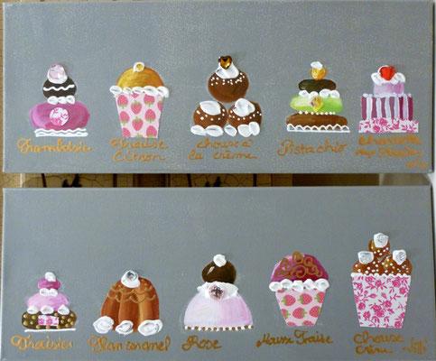 cakes lin 2x20x50