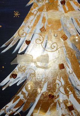 Sapin 80x40 detail