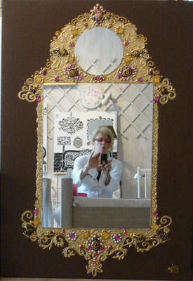 Royal miroir  120x80
