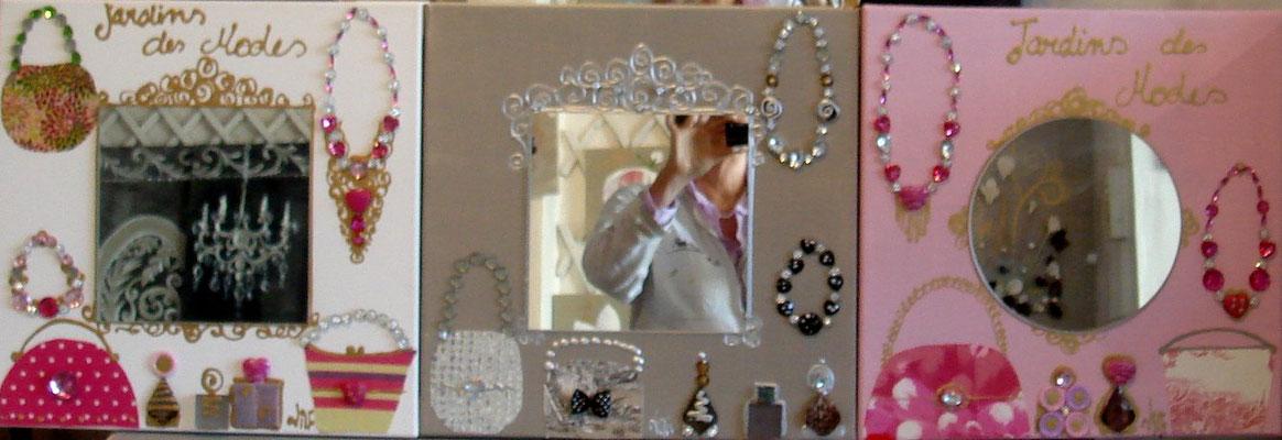 bijoux et acessoires 3x40x40