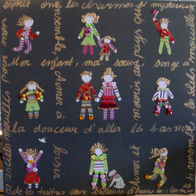 Pictogrammes browns 90x90