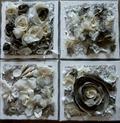 Fleuries lin 4x30x30