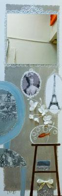 Marie-Antoinette 120x40