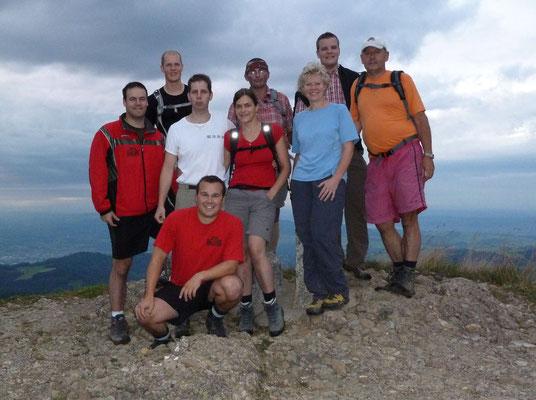 Wildspitz, Gipfelfoto