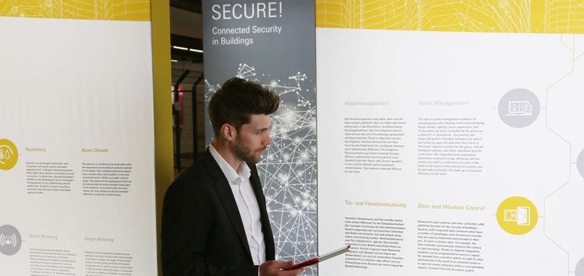 Intersec Forum 2018 – Foto: Messe Frankfurt Exhibition GmbH / Jochen Günther