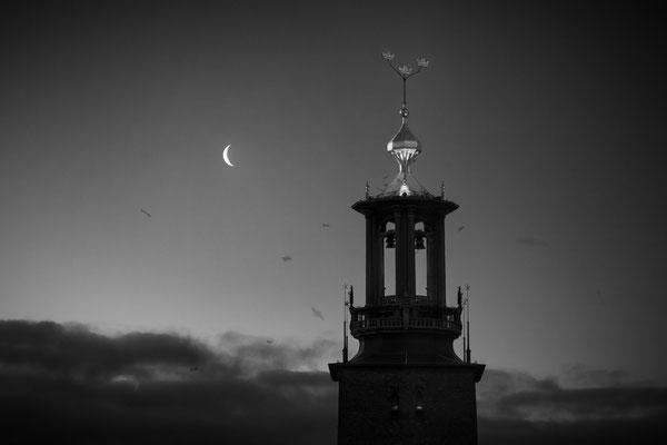 Stockholm Stadshus Tower