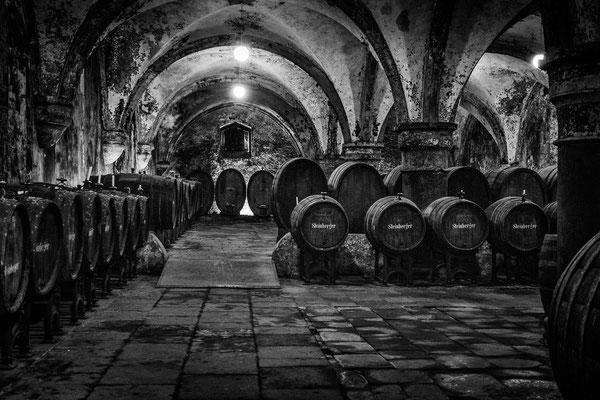 Monastery Wine Cellar