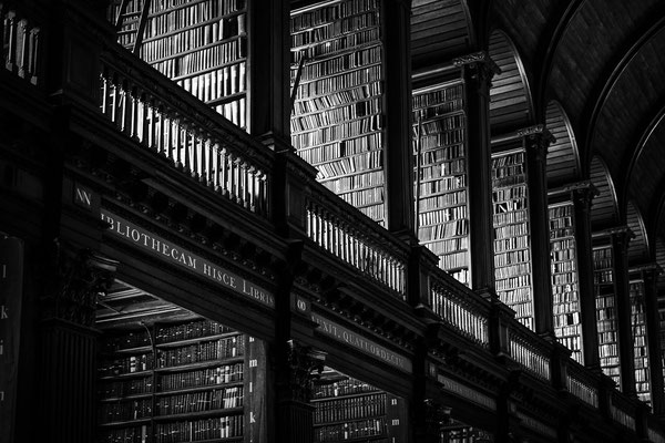 Library of Trinity College Dublin