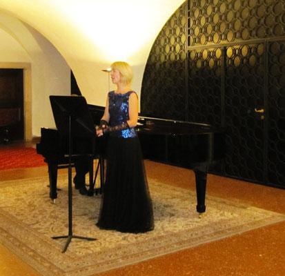 Vera Klimova,  Mozart! Oper unter der Kirche