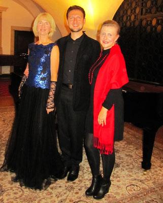 Vera Klimova, Wladimir Borodin, Dorothee Stanglmayr
