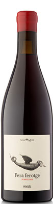 red wine sumoll fera ferotge penedes organic
