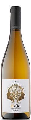 white wine xarel.lo and red xarel.lo Vinomi organic penedes